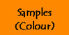 Coloursamples
